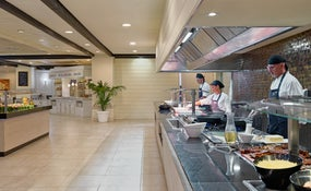 Restaurante buffet El Jable