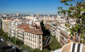 Esplanada El cielo de Alcalá