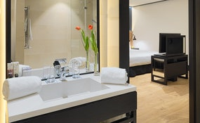 Bathroom Superior Double Room