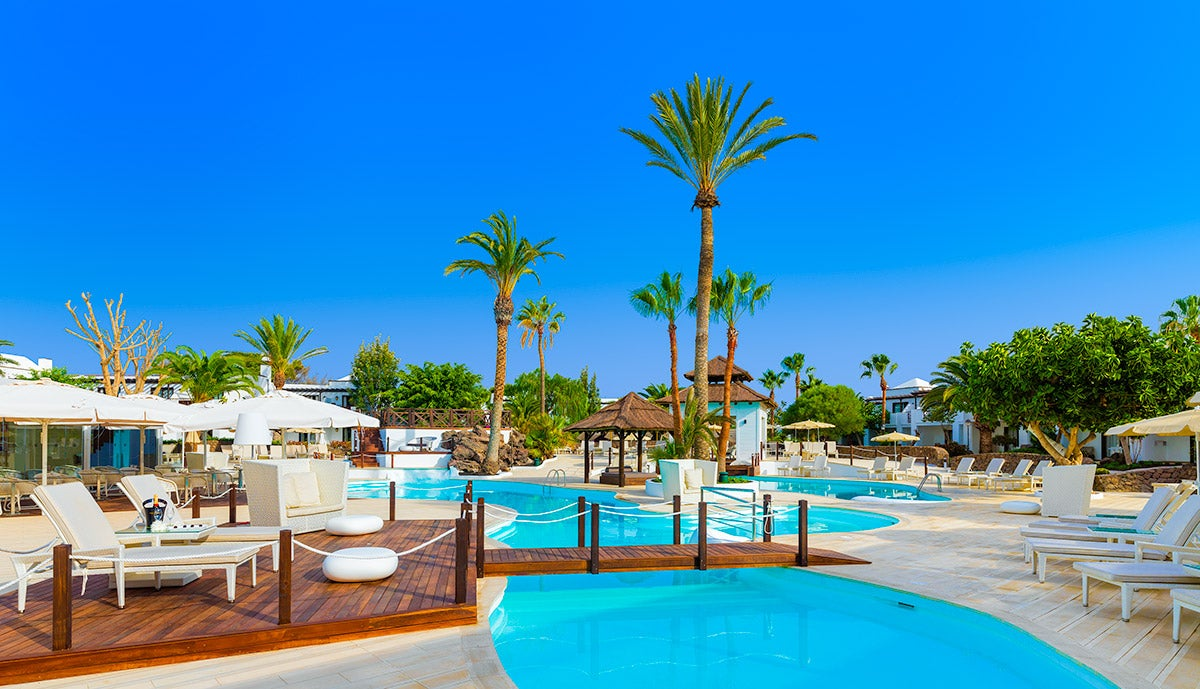 H10 White Suites Boutique Hotel In Playa Blanca H10 Hotels
