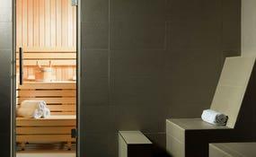 Sauna del Despacio Beauty Centre
