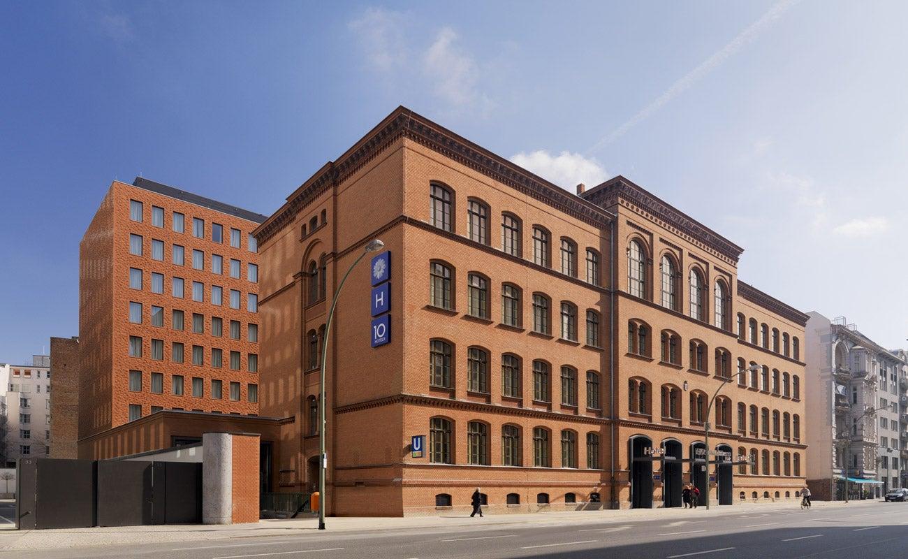 H10 berlin ku 39 damm fotos und videos h10 hotels for Top 10 design hotels berlin