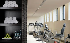Fitnessraum. Despacio Beauty Centre