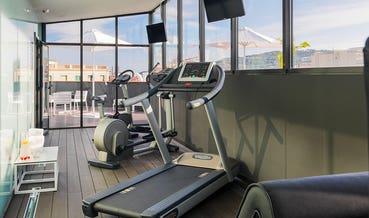 Gym (new!)