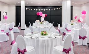 Banquet set-up Mistral Metting Room