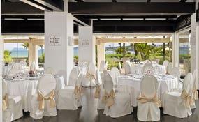 Banquet assembly of the Thalassa Restaurant