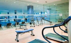 Спортивный зал в спа-центреDespacio