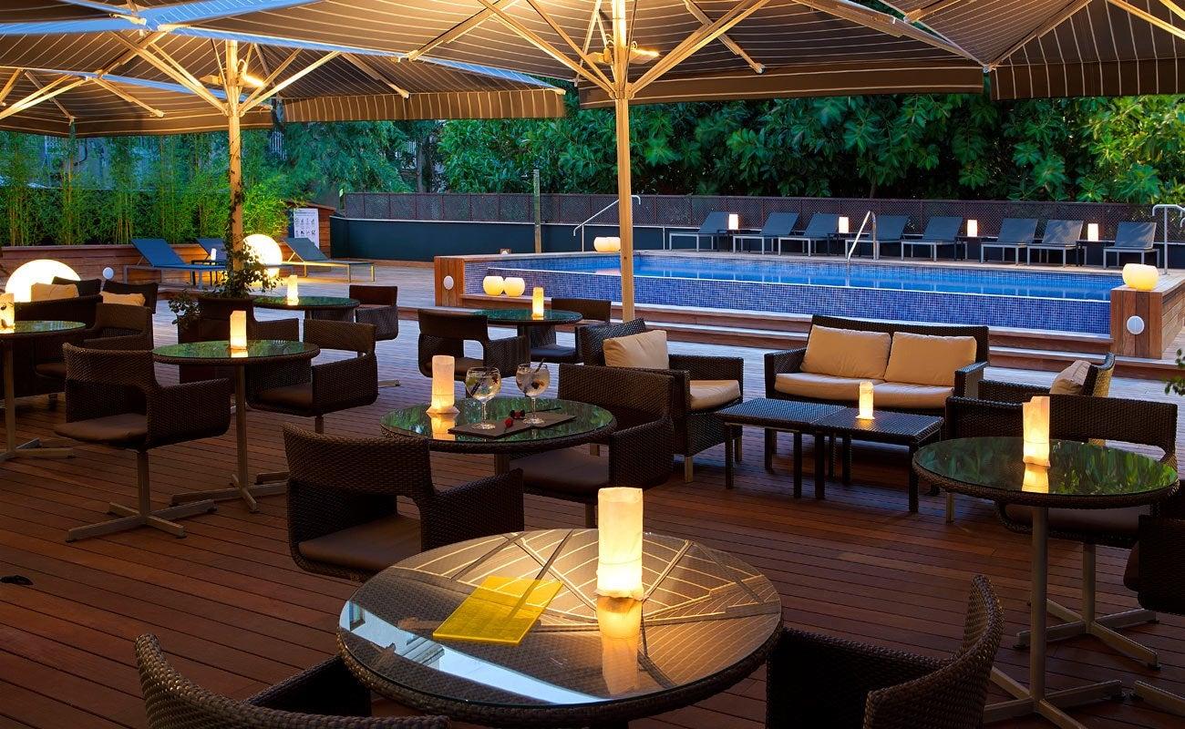 H10 itaca photos and videos h10 hotels - Hotel el jardi barcelona ...