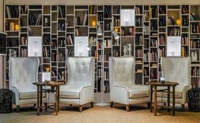 Lobby- zona de lectura