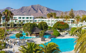 H10 lanzarote princess hotel in playa blanca h10 hotels for Designhotel lanzarote