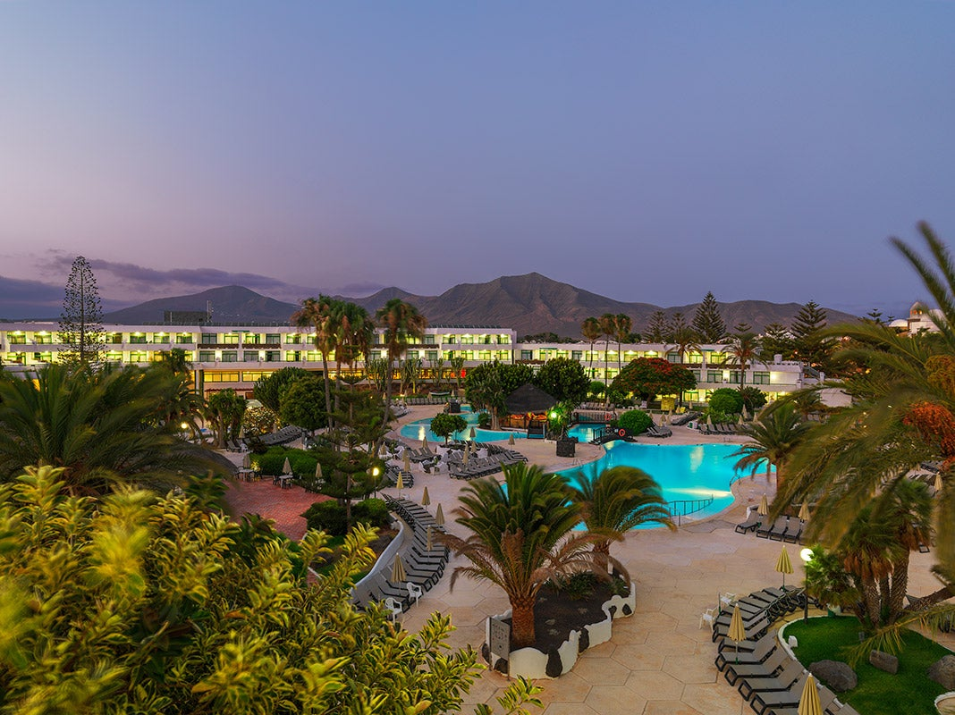 H Princess Hotel Playa Blanca Lanzarote