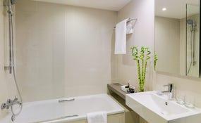 Casa de Banho dos quartos