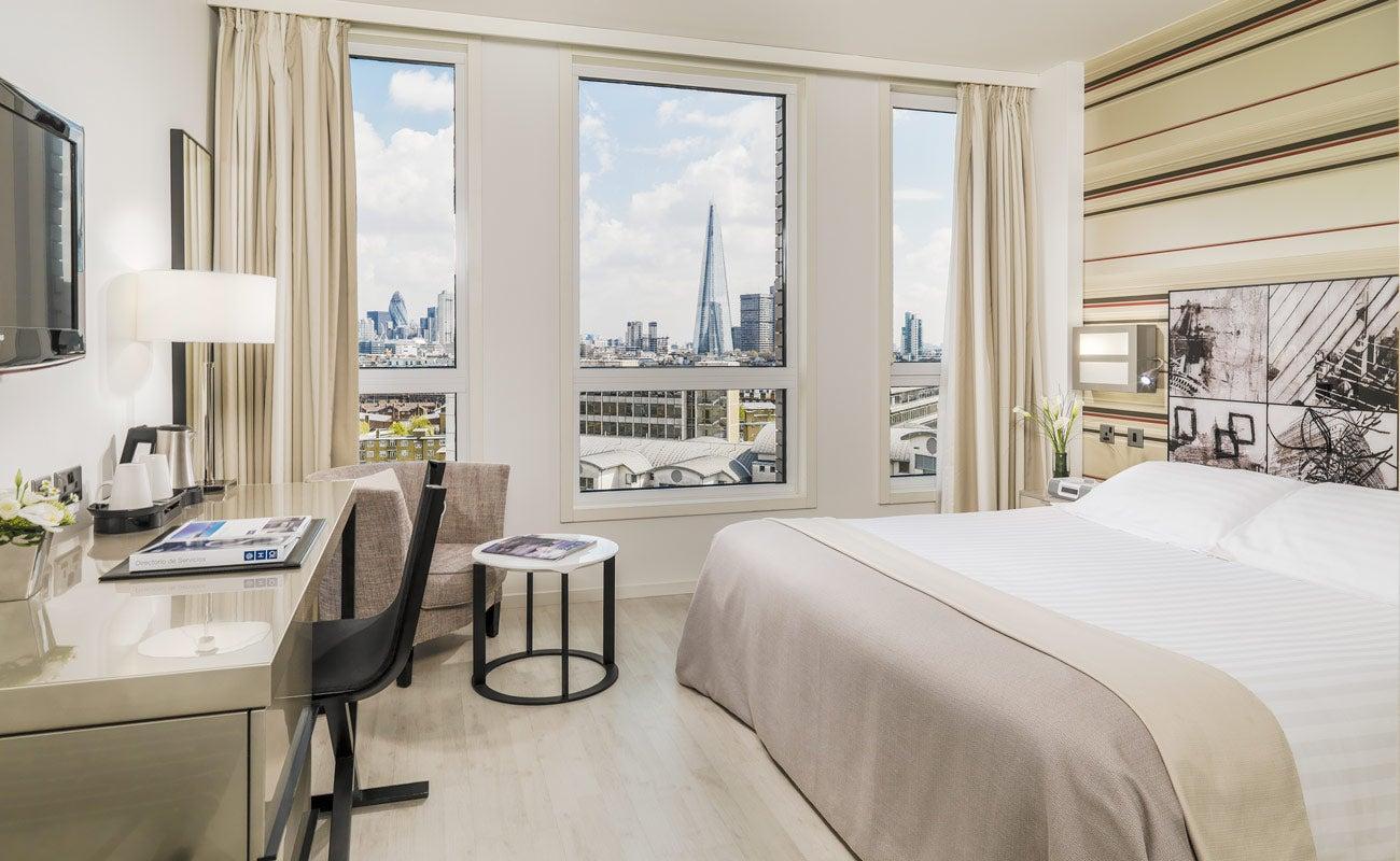 Hoteles En London