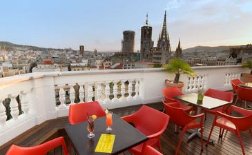 Sunset Lounge Bar - Cathedral View