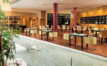 Dionissos Restaurant with Zen pool