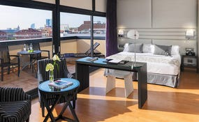 Junior Suite Privilege con Terrazza