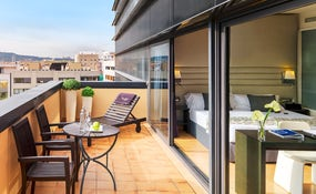 Junior Suite Privilege con terraza