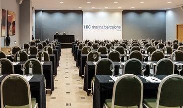Icària meeting room