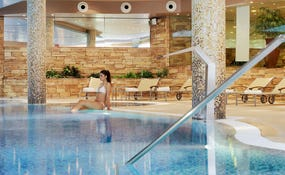 Dynamic swimming pool, Despacio Spa Centre