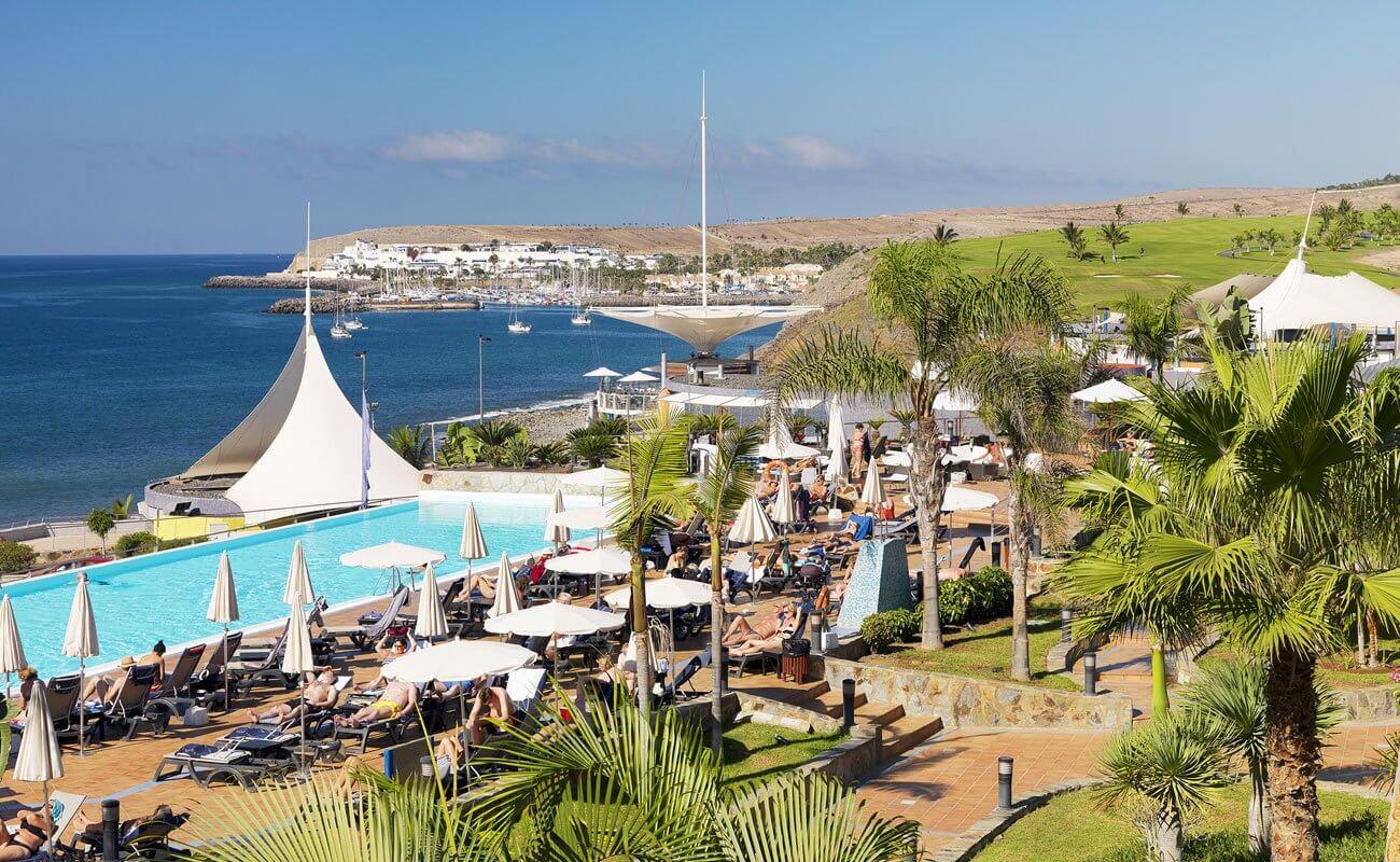 H10 Playa Meloneras Palace Hotel In Maspalomas H10 Hotels