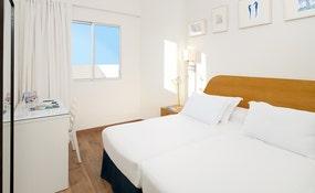 Segundo dormitorio de la Suite 2 (¡reformado!)