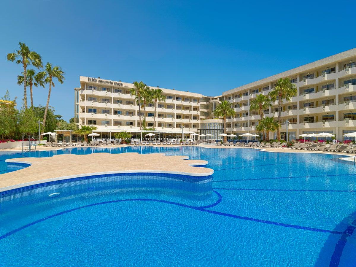 H10 cambrils playa hotel en cambrils h10 hotels for Hotel familiar cambrils