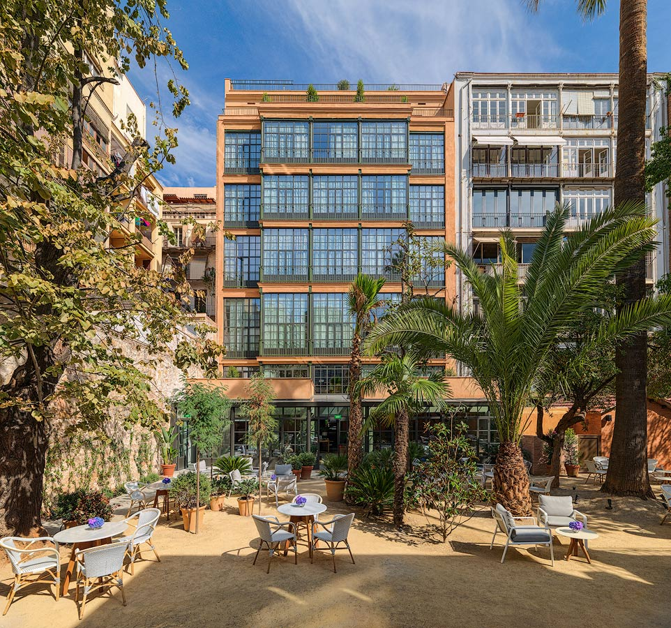 H10 Casa Mimosa | Hotel in the centre of Barcelona | H10 Hotels