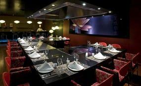 Restaurante oriental Sensai