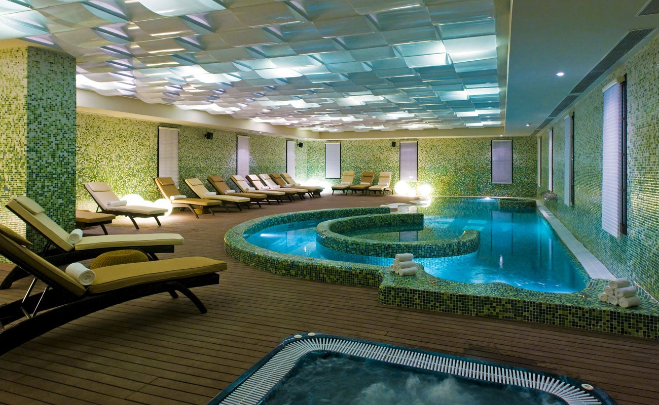 hotel h10 riviera: