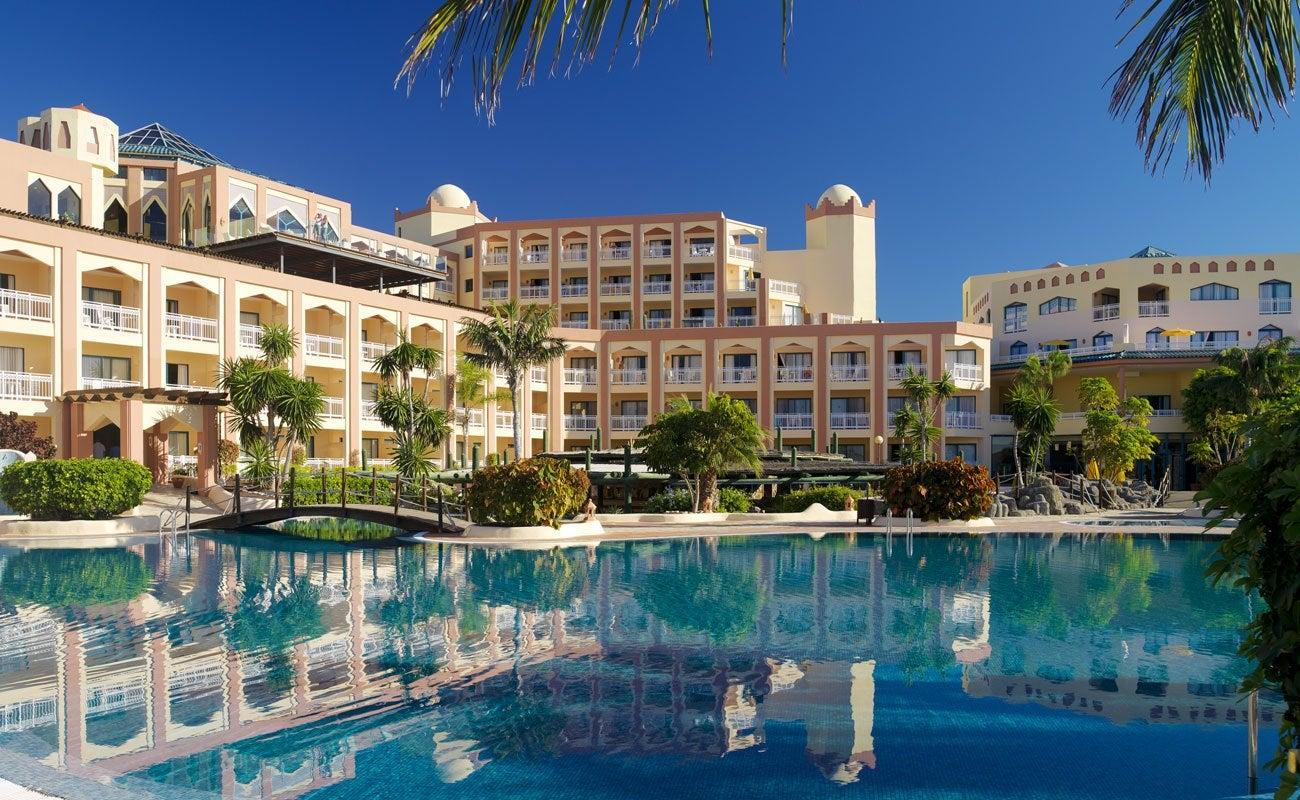 H10 playa esmeralda fotos und videos h10 hotels for Hotels genes