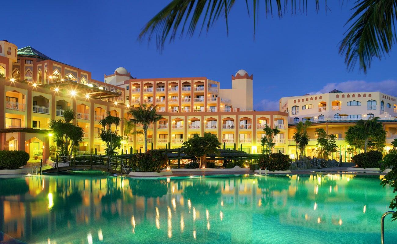 H10 playa esmeralda hotel en costa calma fuerteventura - Fuerteventura hoteles con encanto ...