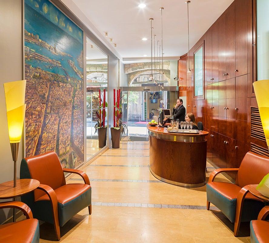 Hotels Near Les Rambles Barcelona