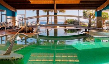 Dynamic swimming pool, Despacio Thalasso Centre