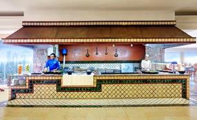 Restaurant Alisios: amb bufet i cuina en viu