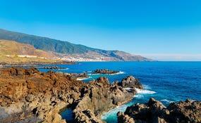 Los Cancajos coast