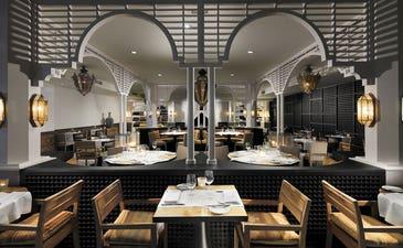 Kasbah Mediterranean cuisine restaurant (new!)