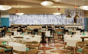 La Bocaina buffet with show cooking Restaurant (refurbished!)