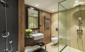 Superior Double Room's bathroom
