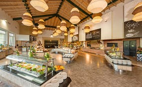 Carey buffet restaurant (reformed!)