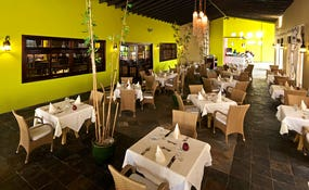Restaurante buffet La Cana