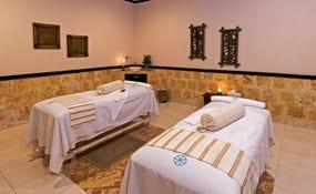Body massage zone, Despacio Spa Centre