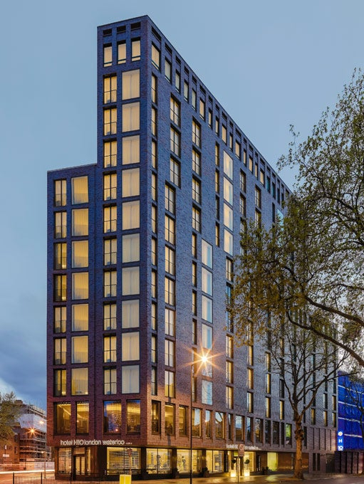 h10 london waterloo hotel in london waterloo rd h10. Black Bedroom Furniture Sets. Home Design Ideas