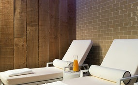 Zona de relax Despacio Spa Centre