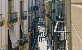 Pi Street, Barcelona