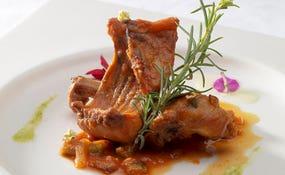 Elaborate gastronomy