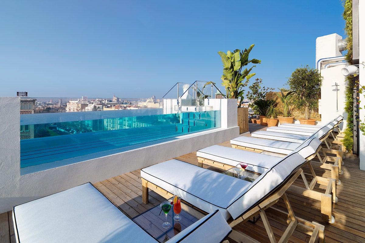 H10 puerta de alcal restaurantes y bares h10 hotels - Puerta terraza ...