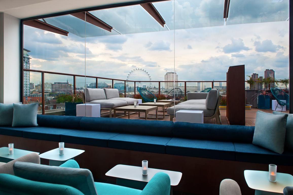 H10 London Waterloo Restaurants And Bars H10 Hotels