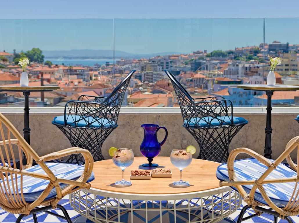 H10 duque de loul restaurants and bars h10 hotels for Terraza bar