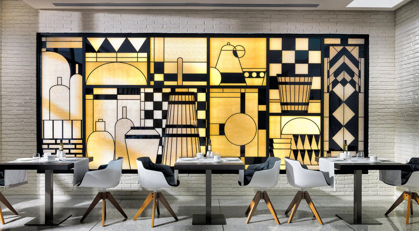Modern Art Restaurant & H10 Art Gallery | Restaurants and Bars | H10 Hotels