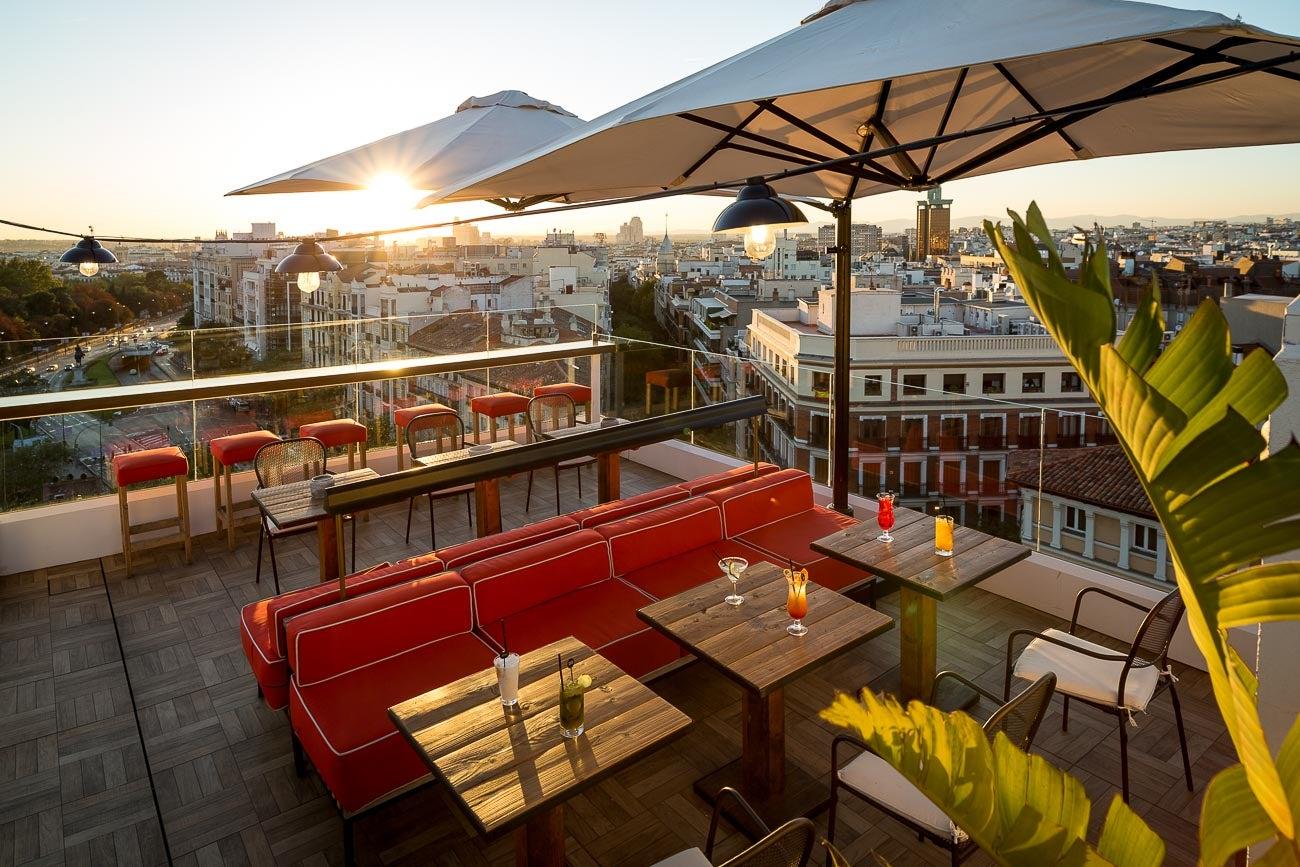 H10 Puerta De Alcal 225 Restaurantes Y Bares H10 Hotels
